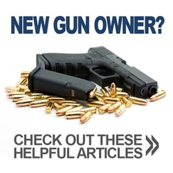New Gun Owner - Great info in our Blog