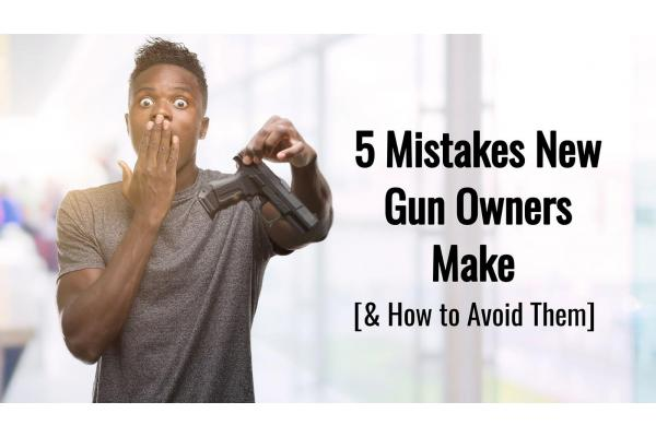 man who doesn't know how to hold a gun