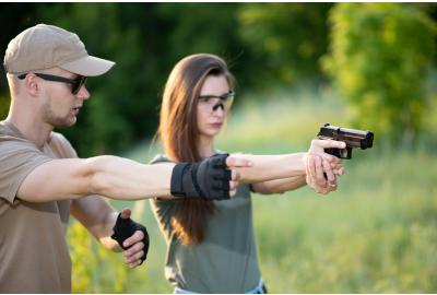 Top 5 Best Handguns for First Time Shooters