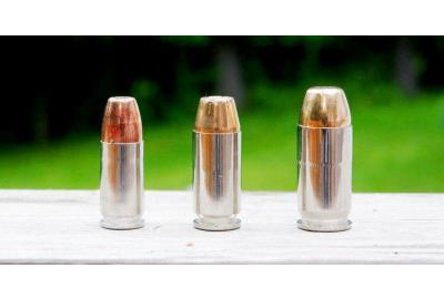 9mm vs. .40 .vs .45: The Definitive Article On Caliber Performance
