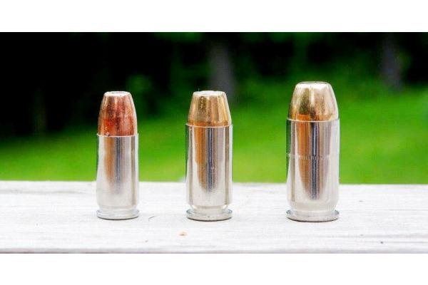 9mm vs. .40 .vs .45: The Definitive Article On Caliber Performance
