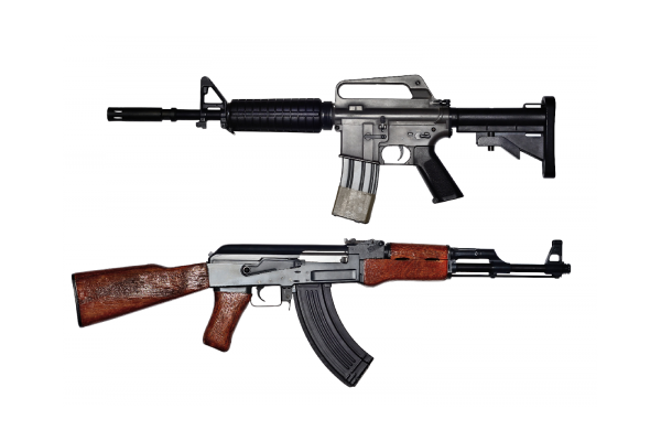 AK-47 vs M-16: Which Is the Best?