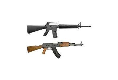 Which Is the Better Practical Firearm Platform: AK-47 or AR-15?