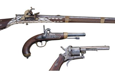 Gun History: When Was the First Gun Made?