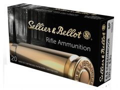 SB65B-CASE Sellier & Bellot Rifle 6.5 Creedmoor 131 Grain Soft Point (Case)