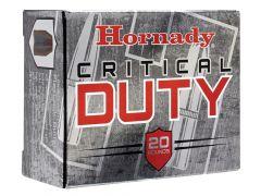 91256 Hornady Critical Duty 10mm 175 Grain FlexLock
