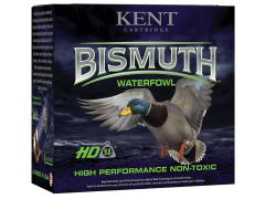 "B123W404 Kent Cartridge Bismuth Waterfowl 12 Gauge 3"" 1-3/8 oz 4 Shot"