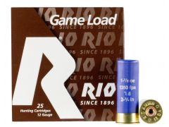 "SGHV3275 Rio Game Load Super Game High Velocity 12 Ga 2.75"" 1-1/8 oz 7.5 Shot"