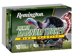"28039 Remington Premier High-Velocity Magnum Turkey 12 Gauge 3.5"" 2 oz 4 Shot"