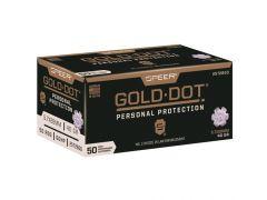 25728GD Speer Gold Dot 5.7x28 40 Grain JHP