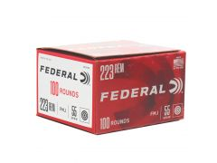 BP223BL Federal 223 Remington 55 Grain FMJ