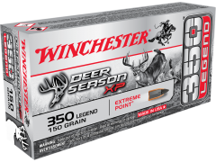 Winchester Deer Season XP 350 Legend 150 Gr Extreme Point (Case)