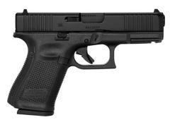 """Glock G19 Gen5 9mm 4.02"""" 15+1 Black"""