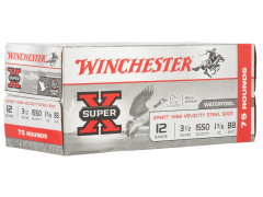 "WEX12LBBVP Winchester Super-X Xpert High-Velocity 12 Gauge 3.50"" 1 3/8 oz BB Shot (Value Pack)"
