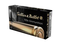 Sellier & Bellot 6.5 Creedmoor 140 Gr SP (Box)