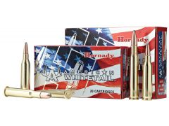 80904 Hornady American Whitetail 308 Win 165 Grain InterLock Spire Point