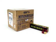 "Aguila MiniShell 12 Gauge 1-3/4 5/8oz No 1 & 4 Buckshot Case 1CHB1288-CASE"""