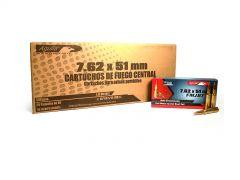 Aguila 7.62x51 NATO 150 Grain FMJBT M80 (Case)