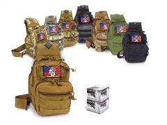 223-TACSLING-AE223BLX200 Federal American Eagle 223/5.56 55 Grain FMJRTAC Tactical Sling Combo