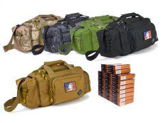 223REM-RTSRB-223A500 PMC 223/5.56 55 FMJ RTAC Small Range Bag Combo