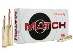 81391 Hornady Match 6mm Creedmoor 108 Gr ELD-Match
