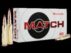 Hornady Match 308 Win 168 Gr ELD (Box)