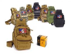 22LR -TACSLING-B194122000500 Browning 22 LR 36 Grain CPHP RTAC Tactical Sling Combo
