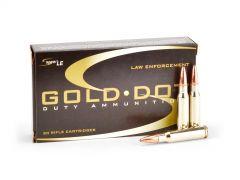 Speer Gold Dot 308 Winchester 168 Grain Bonded Soft Point Case 24458-CASE
