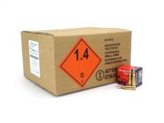 Geco 7.62x39mm 124 Grain FMJ (Brass Cased) Case 265840020-CASE