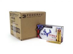 Federal Non-Typical 30-06 Springfield 150 Grain SP Case 3006DT150-CASE