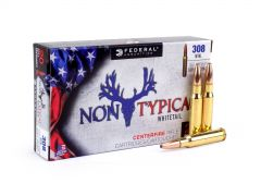 Federal Non-Typical 308 Winchester 150 Grain SP