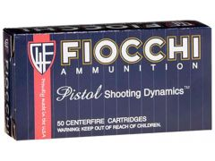 32APHP-CASE Fiocchi Shooting Dynamics 32 ACP 60 Grain JHP (Case)