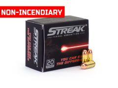 Ammo Inc. STREAK 380 ACP 100 Grain TMJ Tracer