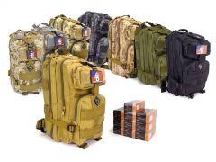 38SP-RTABP-38G500 PMC 38 Special 132 Grain FMJ RTAC Medium Backpack