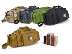 38SP-RTSRB-38G500 PMC 38 Special 132 Grain FMJ RTAC Small Range Bag