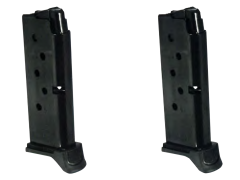 Ruger LCPII 380 ACP Magazine - 6 Round 2-Pack (Steel)