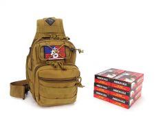 RTAC .40 S&W Tactical Sling Pack - American Eagle AE40R1