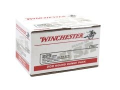 W223200 Winchester USA 223 Remington 55 Grain FMJ