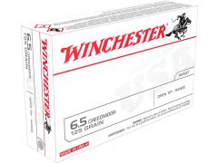 USA65CM Winchester 6.5 Creedmoor 125 GR Open Tip