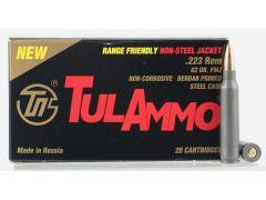 TA223625 Tulammo 223 Rem 62 Gr FMJ