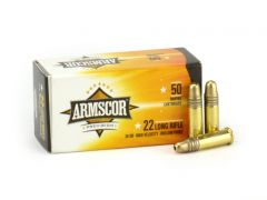 50015PH-BOX Armscor USA .22 LR 36 Gr HVHP (Box)