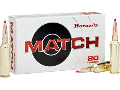 81620 Hornady Match 6.5 PRC 147 GR ELD-Match