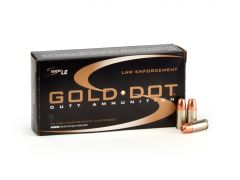 Speer Gold Dot 9mm 124 Grain +P JHP (Box)