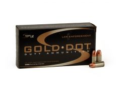 Speer Gold Dot 9mm 124 Grain HP (Case)