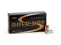 Speer Gold Dot 9mm 147 Grain HP