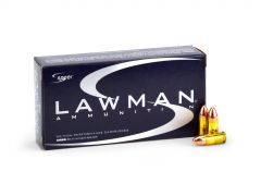 Speer Lawman 9mm 115 Grain TMJ (Box)