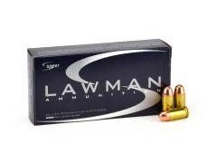 Speer Lawman Cleanfire .45 ACP 230 Grain TMJ Case 53885-CASE
