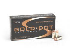 Speer Gold Dot .357 Sig 125 Grn JHP Case 53918-CASE