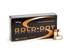 Speer Gold Dot .40 S&W 180 Grain HP