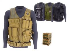 556-AD-TV-01-WM855150300 Winchester Lake City 5.56 62 Grain M855 Green Tip FMJ RTAC Tactical Vest Combo